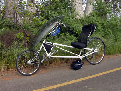 Bikes Recumbent A recumbent bike is a bicycle